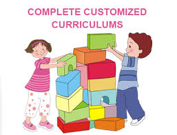 custom curriculum