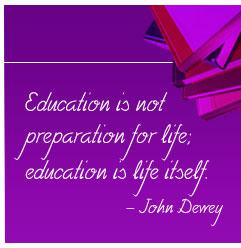 dewey quote